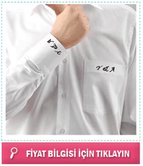Kişiye Özel Damat Gömlek