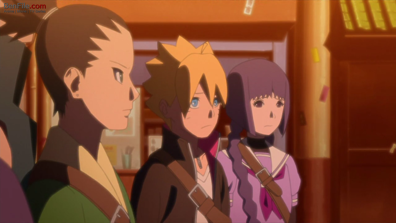 Boruto: Naruto Next Generations Episode 03 Subtitle Indonesia