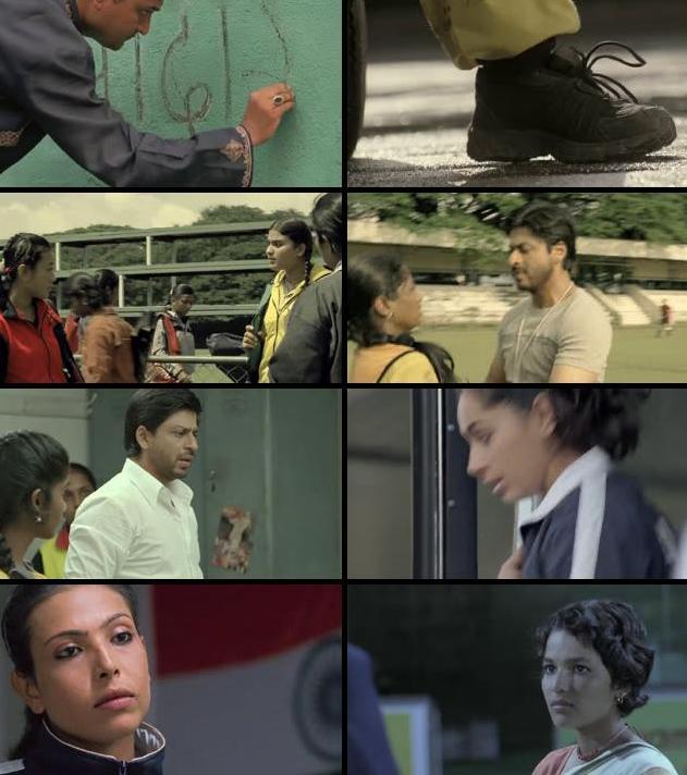 Chak De India 2007 Hindi 480p BRRip