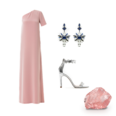 Vestido Carmen Asimétrico
