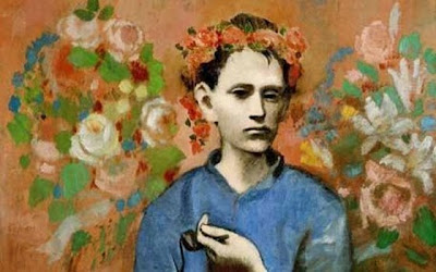 Boy with a Pipe – Pablo Picasso
