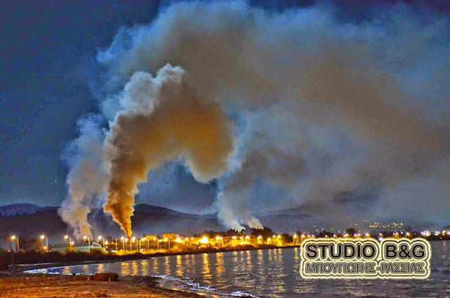 Η ΑΥ.Ρ.Α. καλεί τους πολίτες στο Δημοτικό Συμβούλιο για τα πυρηνελαιουργεία