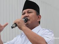 Prabowo Bergelora: Hei Pemilik Media, Rakyat Indonesia tidak Bisa Dibohongi