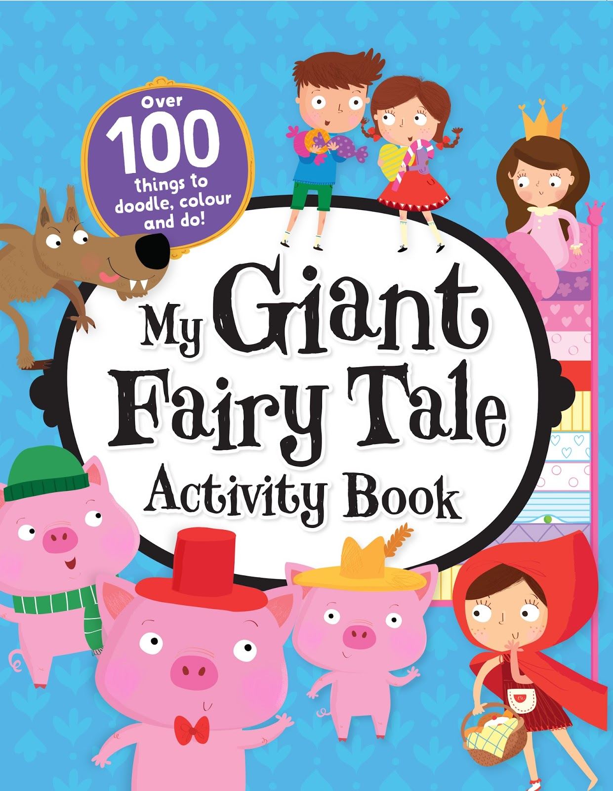 Mellow Mummy: Fairy Tale Activity Book Review : Taking life