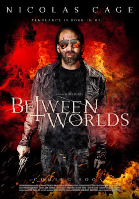 Between Worlds 2018 DVD R1 NTSC Latino Line