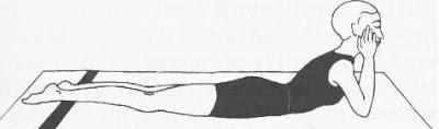 makarasana for cervical pain,spondylosis pain relief exercises