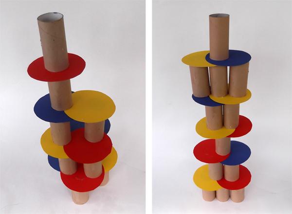 αρχιτεκτονική για παιδιά, ανακυκλώσιμα υλικά, κατασκευές, χειροτεχνίες,