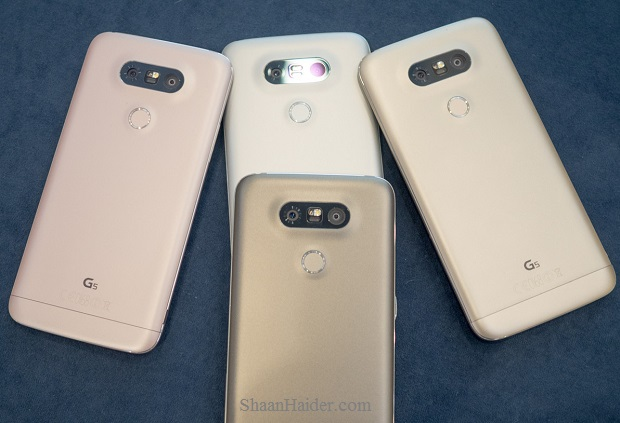 LG G5 : Full Hardware Specs and Features
