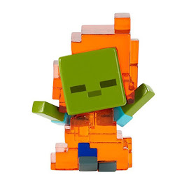 Minecraft Unknown Series Zombie Mini Figure