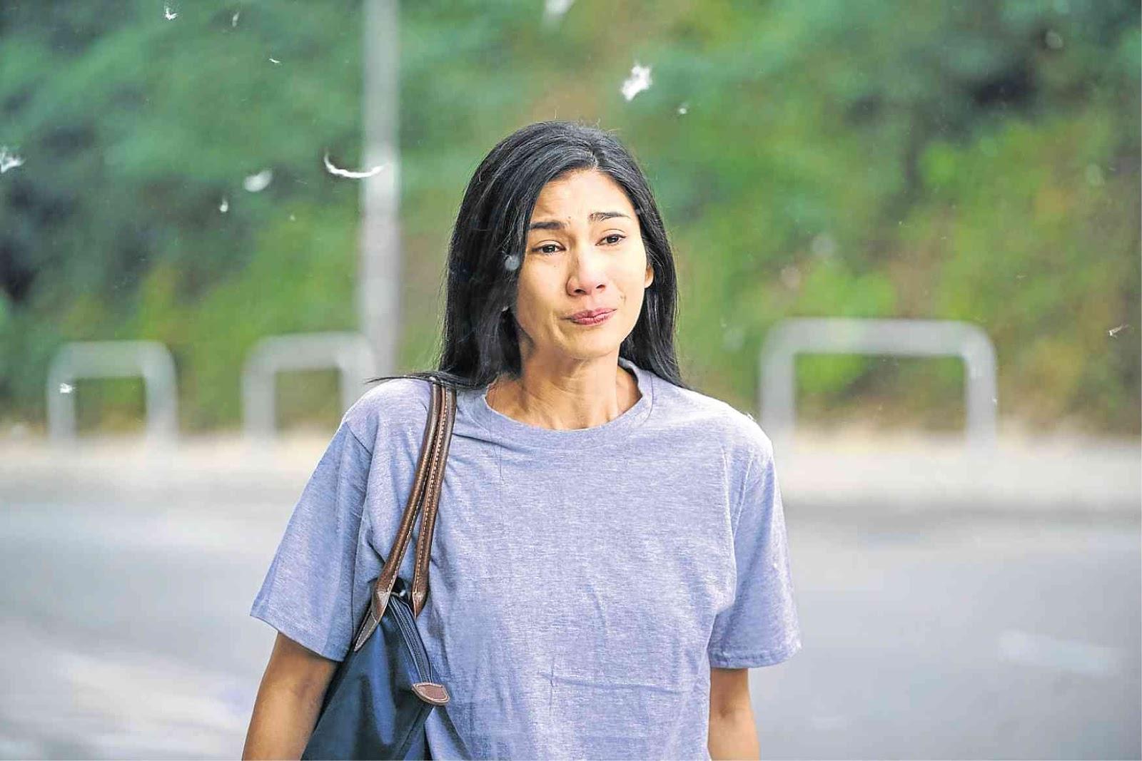 Pinay topbills new film in Hong Kong, receives 'Best Actress' nomination