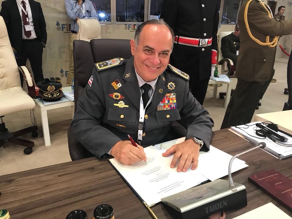 CONSELHO NACIONAL DE COMANDANTES GERAIS - CNCG PMCBM: CNCG AGORA É MEMBRO  ASSOCIADO DA FIEP!!!