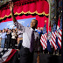 Barack Obama sort de sa retraite pour encourager les américains à descendre dans la rue