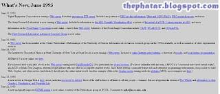 blog pertama di dunia