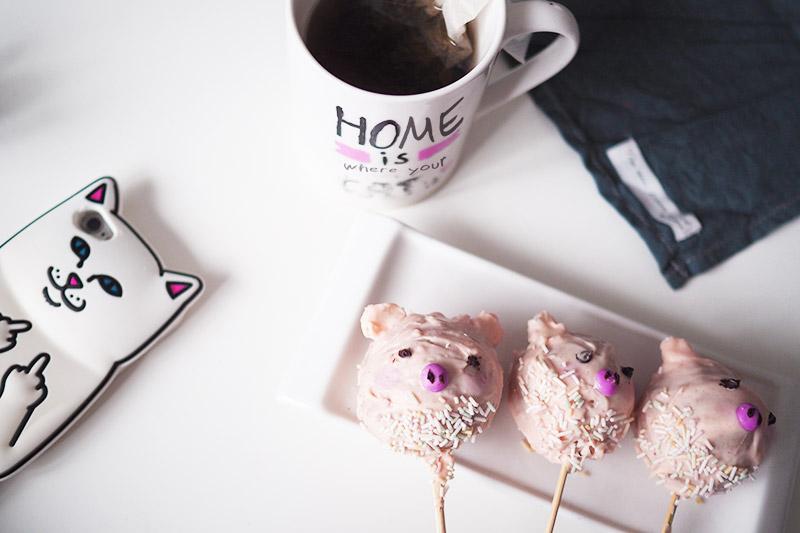 KuneCoco • Rezeptidee • Schweine-Cakepops