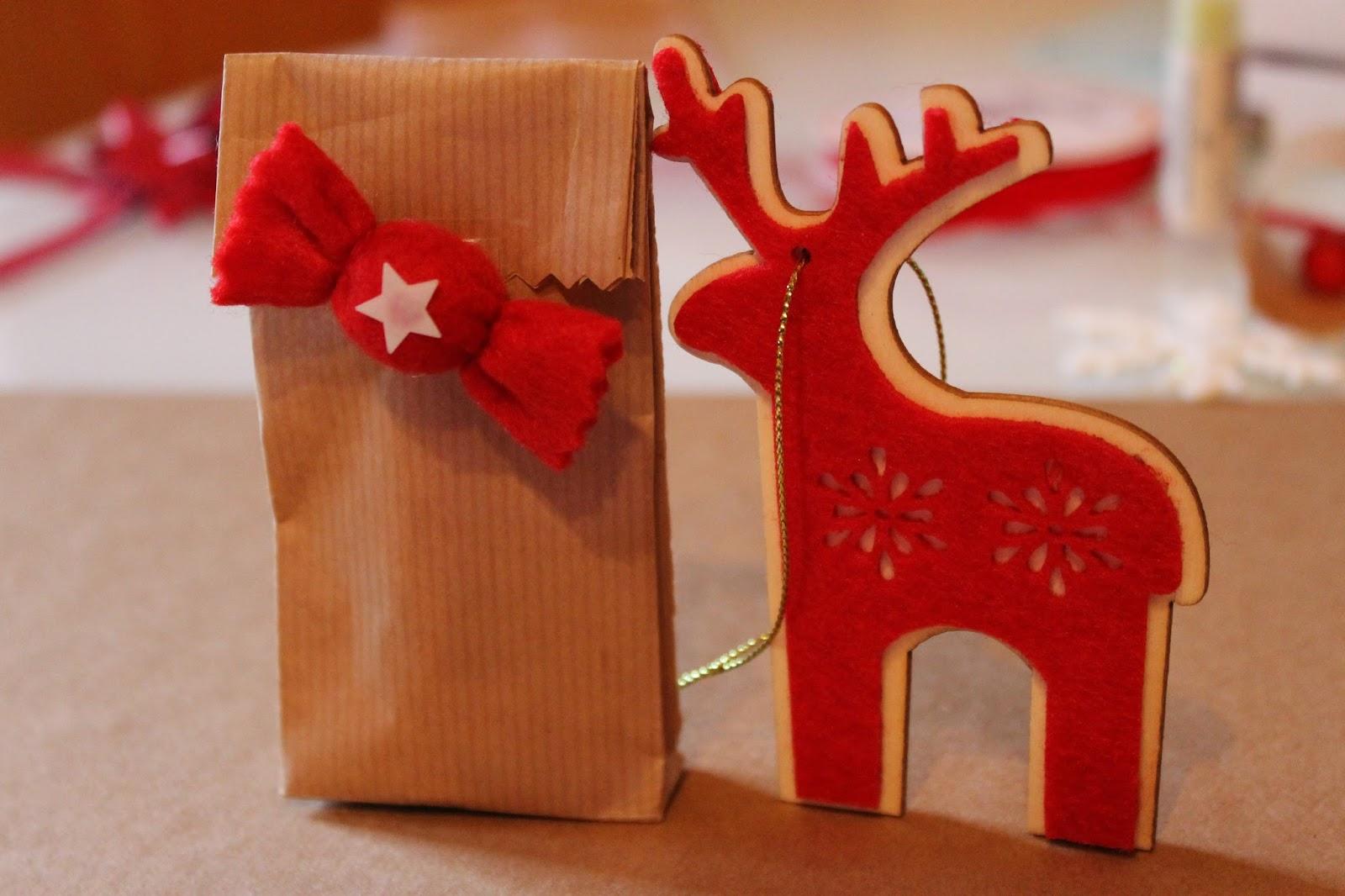 Come Fare Pacchetti Natalizi parole & burrocacao: idee pacchetti regalo per natale facili