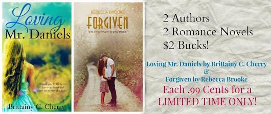 FORGIVEN IS 99 CENTS!!!