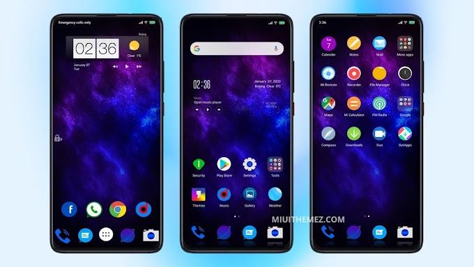 Dark Android One MIUI Theme | Xiaomi Redmi Themes