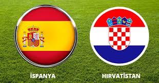 İspanya - HirvatistanCanli Maç İzle 11 Eylül 2018