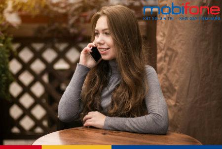 MobiFone khuyến mãi 50% giá trị thẻ nạp ngày 31/8/2018