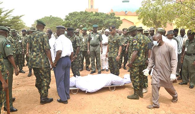 How 3 kids discovered killed Colonel Samaila Inusa's body