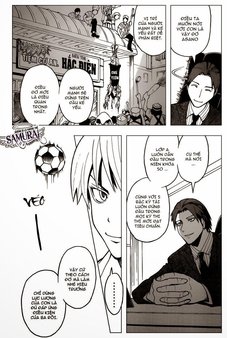 Ansatsu Kyoushitsu chap 51 trang 9