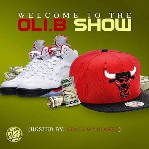 Mixtape: Oli.B (@Oli_B_Adams) - Welcome To The Oli.B Show