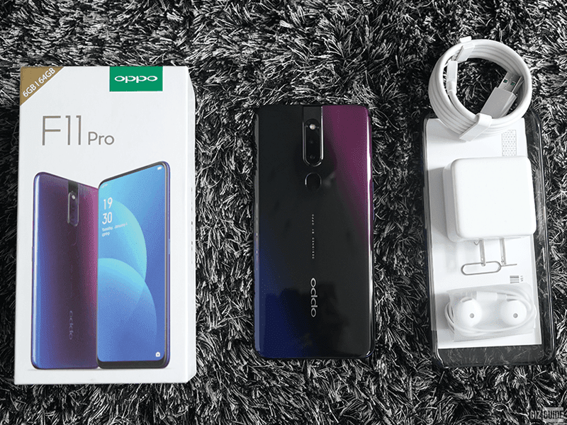 Top 5 highlights of OPPO F11 Pro