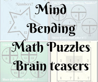 Mind Bending Math puzzles brain teasers for adults