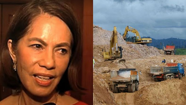 6 big mining companies suspended by DENR Sec. Gina Lopez