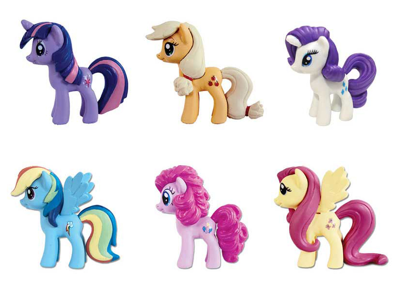 My Little Pony | Dani crea en rosa