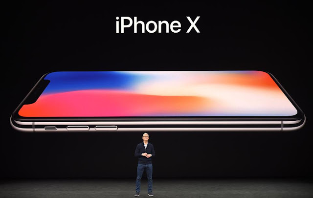 New iPhone X Details Reveal