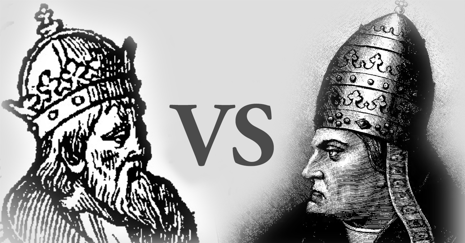 The Historian's Hut: Did You Know?: Holy Roman Emperor Vs ...