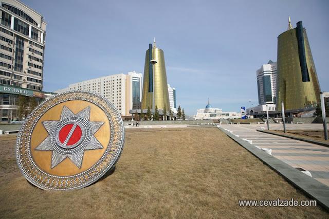 Bayterek Astana Kazakistan