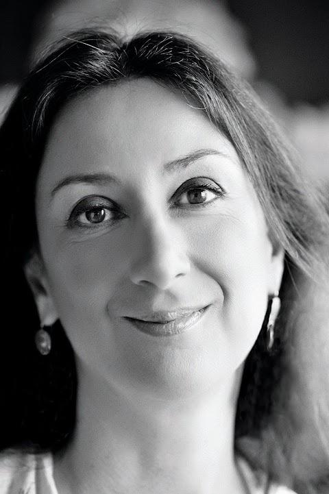 Őrizetbe vettek több embert Máltán a meggyilkolt újságírónő ügyében