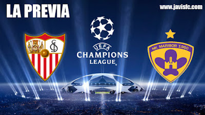 Previa Sevilla FC - NK Maribor