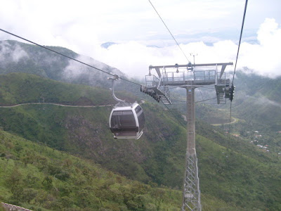 Obudu Resort cable car