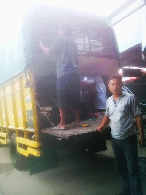 Sewa Truk Pekanbaru ke Binjai