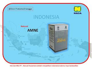 Jual Natural AMNE - Asam Amino Evolution