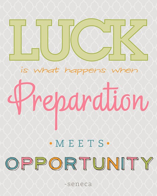 Quote Success Is When Preparation Meets Opportunity: Wabi-sabi7