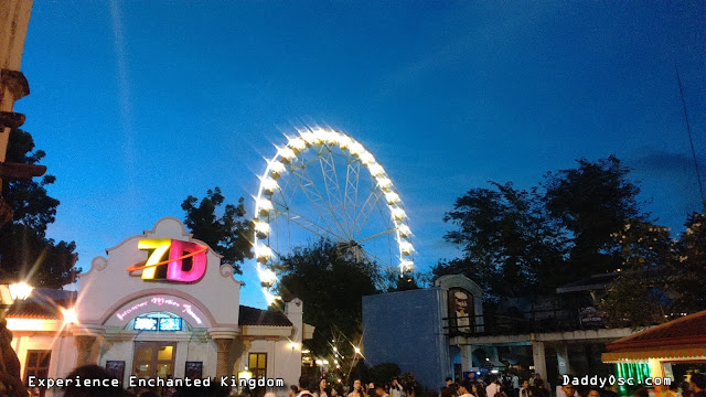 Wheel of Fate, Enchanted Kingdom