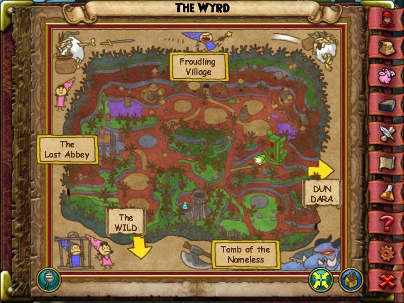 Paige's Page: Muli- Tasking in Wizard101