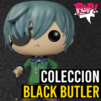 Lista de figuras funko pop de Funko POP Black Butler