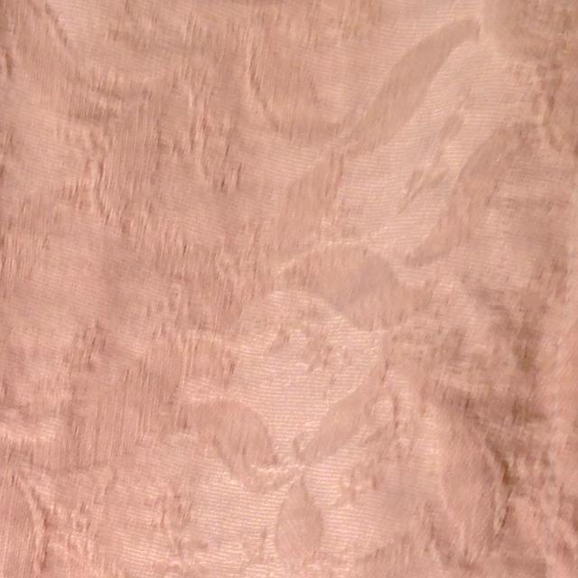 A brokát anyag és mintázata (pontosabban finom selyem-brokát)