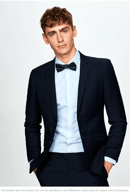 SELECTED Anti-wrinkle business for suit coat Blazer