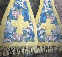 Some Contemporary Marian-Inspired Vestments in Blue and in White