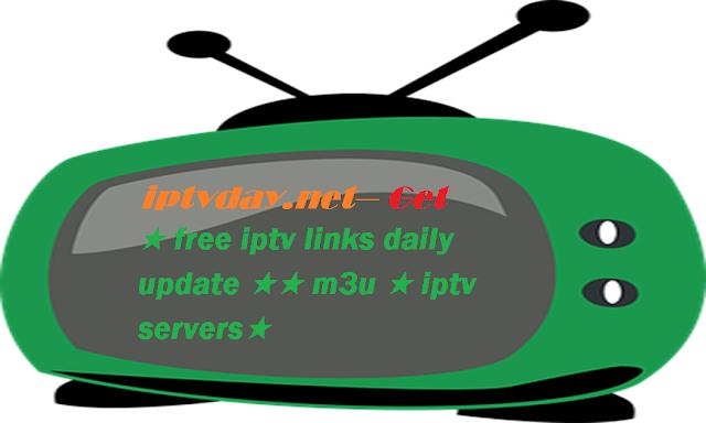 FREE IPTV SERVERS PREMIUM IPTV LINKS M3U PLAYLIST 12-04-2018