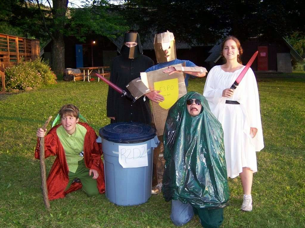 really bad star wars cosplay costumes