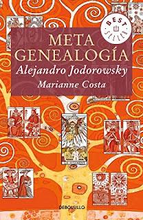 Metagenealogía Alejandro Jodorowsky y Marianne Costa