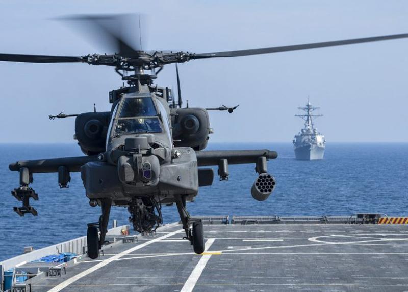 Apache AH-64 E Guardian