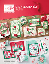Stampin´UP! Herbst-Winterkatalog